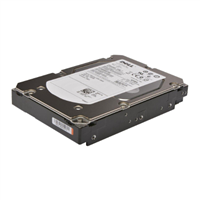 Hard Disc Drive dedicated for DELL server 3.5'' capacity 1TB 7200RPM HDD SAS 12Gb/s 56M6W-RFB   REFURBISHED