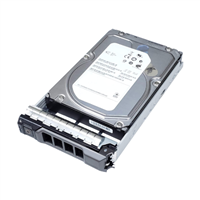 Hard Disc Drive dedicated for DELL server 3.5'' capacity 2TB 7200RPM HDD SAS 6Gb/s 67TMT