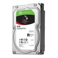 Hard Disk Drive Seagate IronWolf PRO 3.5'' HDD 4TB 7200RPM SATA 6Gb/s 128MB | ST4000NE001