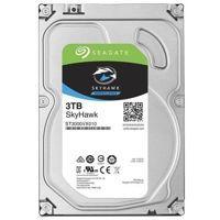 Hard Disk Drive Seagate SkyHawk 3.5'' HDD 3TB 5900RPM SATA 6Gb/s 64MB | ST3000VX010