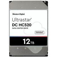 Hard Disk Drive Western Digital Ultrastar DC HC520 (He12) 3.5'' HDD 12TB 7200RPM SAS 12Gb/s 256MB   0F29532