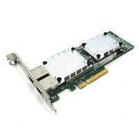Network Card HPE 657128-001-RFB 2x RJ-45 PCI Express 10Gb