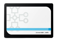SSD Drive 480GB HPE 2.5'' SATA 6Gb/s Write Intensive