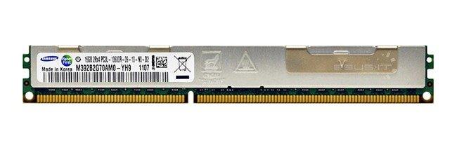 Memory RAM 1x 16GB Samsung ECC REGISTERED DDR3  1333MHz PC3-10600 RDIMM | M392B2G70AM0-YH9