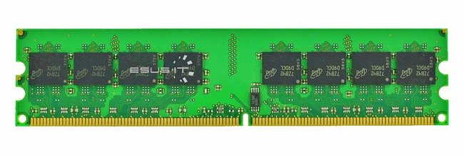 Memory RAM 1x 2GB Samsung NON-ECC UNBUFFERED DDR2 800MHz PC2-6400 UDIMM   M378T5663EH3-CF7